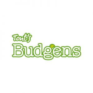 Tout's Budgens Logo
